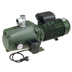 DAB-200MP – PUMP SURFACE MOUNTED CAST IRON WITH PRESSURE SWITCH 175L/MIN 41M 1.47KW 240V