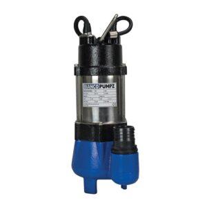 BIA-B25VAS2 – PUMP SUBMERSIBLEDIRTY WATER WITH FLOAT 150L/MIN 7.5M 250W 240V