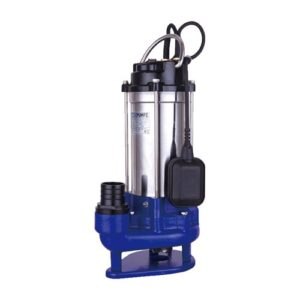 BIA-B120GS2 – PUMP SUBMERSIBLESEWAGE WITH FLOAT 341L/MIN 20M1500W 240V